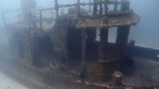 Malta Dive Sites - Marsascala Tug Boats: St Michael & Tug 10