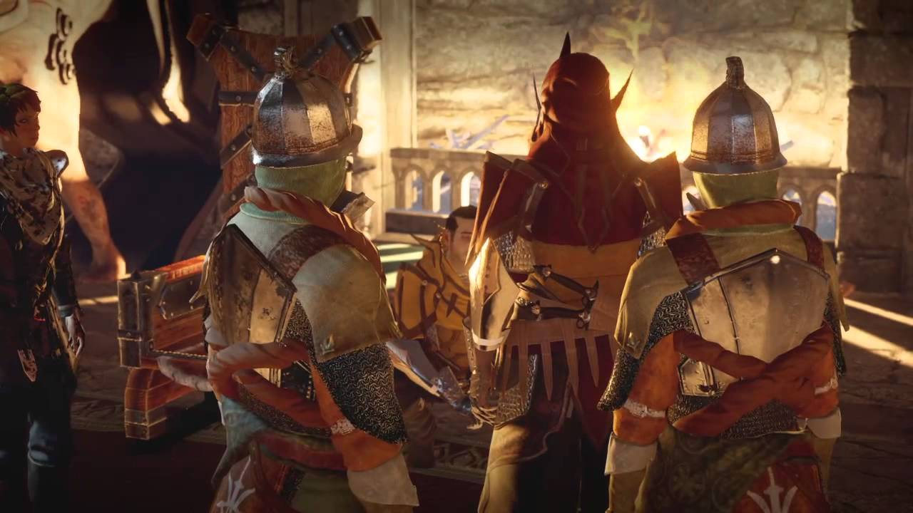 how to work with the mages in dragon age inquisition