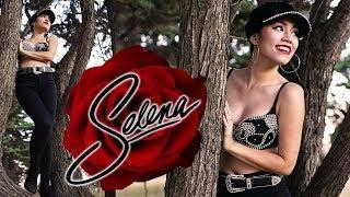 SELENA QUINTANILLA  DIY COSTUME | sew&tell