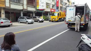 Trash trucks in Taiwan play music like ice-cream trucks in the USA