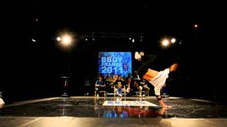 Bboy France 2011: Bboy Tutus vs. Bboy Billy Boy | Round of 8