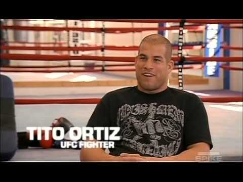 UFC Bad Blood Dana White vs Tito Ortiz Image 1