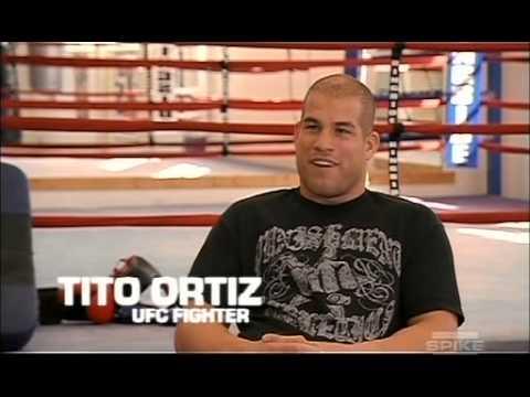 UFC Bad Blood Dana White vs Tito Ortiz