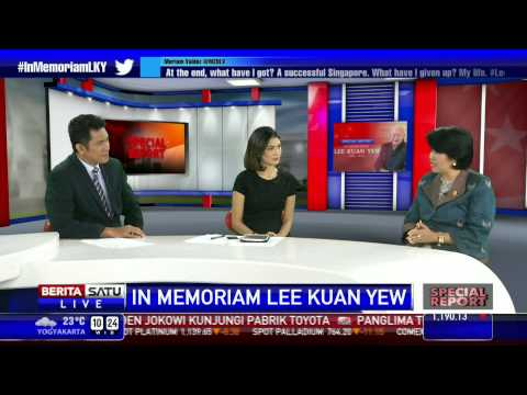 Dialog: Lee Kuan Yew Jadikan Singapura Jantung Finansial Asia #3