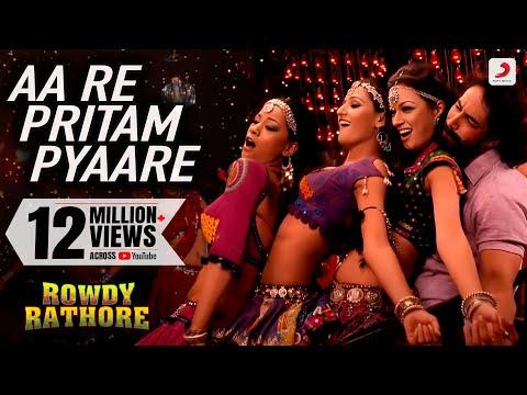 Aa Re Pritam Pyare - Rowdy Rathore Official HD Full Song Video Akshay Kumar Sonakshi Prabhudeva