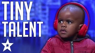 TODDLERS Got Talent | AMAZING KID Auditions From Around The World! | Got Talent Global