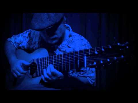 John Francis: Urdu Blue for 11 string solo guitar