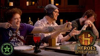 Heroes & Halfwits: Episode 29 - Mysterious Going