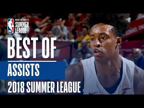 Best Assists Of The 2018 MGM Resorts Summer League