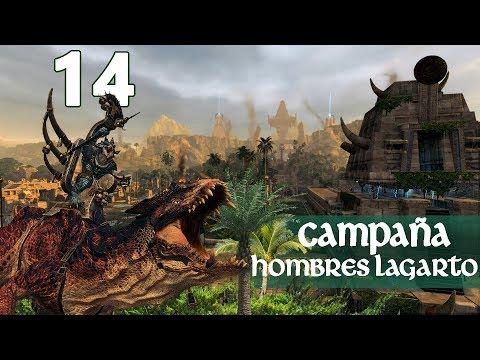 Total War WARHAMMER 2 | Campaña Hombres Lagarto - Episodio 10