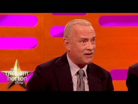 Tom Hanks is a Rapper (Seriously) - The Graham Norton Show