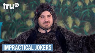 Impractical Jokers - Sal's Tour of the Impractical Jokers Museum on Wheels | truTV