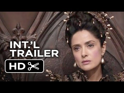 The Tale of Tales Official Trailer #1 (2015) - Salma Hayek, John C. Reilly Movie HD