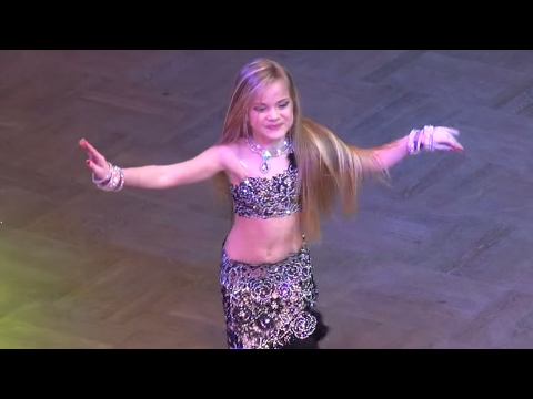 Милена Чипец ☀ Tabla solo FINAL ☀ Juvenals Solo First League ☀ Ukraine Belly Dance Championship thumbnail