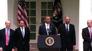 President Obama Speaks on Increasing Oversight on Manipulation in the Oil Market
