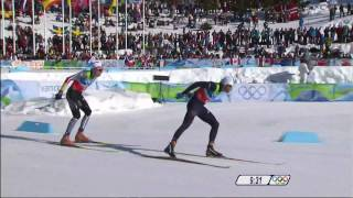 Cross-Country Skiing Team Free Sprint Full Event - Vancouver 2010 Olympics
