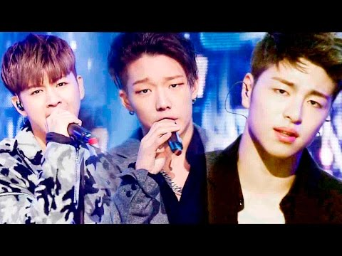 《Emotional》 IKON(아이콘) - 지못미(APOLOGY) @인기가요 Inkigayo 20151213