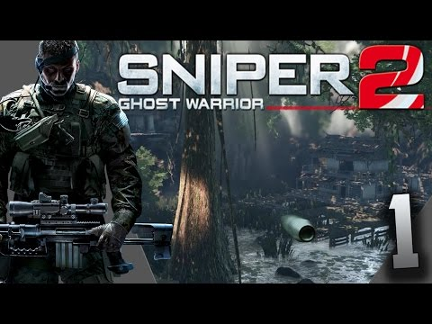 Lets Play Sniper Ghost Warrior 2 - Communication Breakdown [Български]