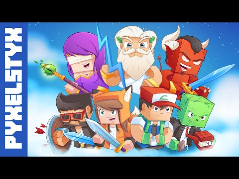 Minecraft SpeedART - Mianite!