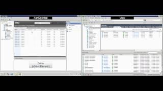 Reloaded - Citrix XenDesktop vs. VMware Horizon View - Creating 10 Desktops