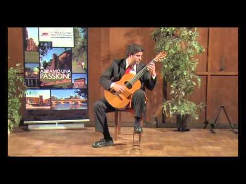 Giulio Regondi Nocturne Reverie op. 19 - Mariano Fraga