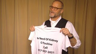 Dad Who Used T-Shirt to Advertise for a Kidney Donor at Disney Gets Transplant