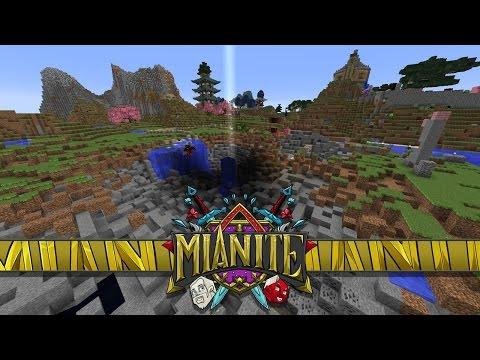 Minecraft: Mianite: THAT DIDN'T MEAN TO HAPPEN! [S2:E50]