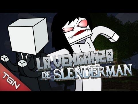 MINECRAFT: LA VENGANZA DE SLENDERMAN PARTE 2/2