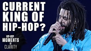 Who's The Current King of Hip-Hop? | Hip-Hop Moments of Clarity