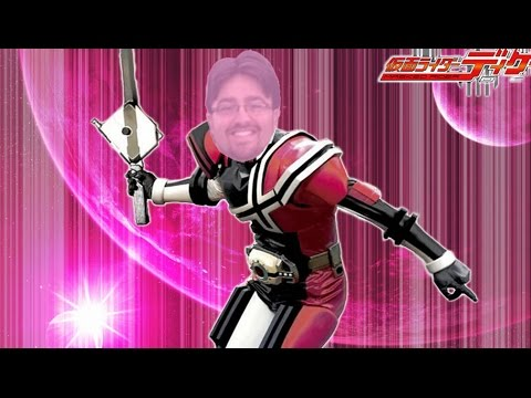 Japanime Talks: Kamen Rider Decade Series