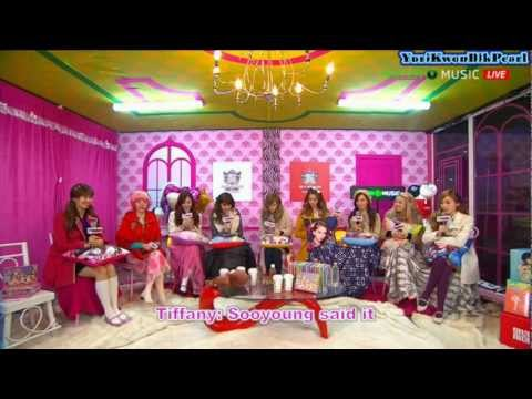 [ENG] SNSD Naver V Concert Talk Cut Part 2 1/3