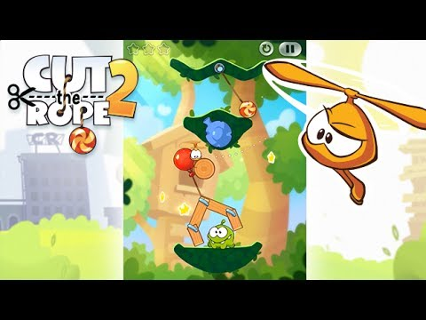 Cut the Rope 2 APK Cover