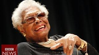 'Idea that anyone is good is foolish' Maya Angelou - HARDtalk - BBC News
