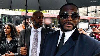 LIVE: R Kelly appeared in court to plead not guilty to new charges