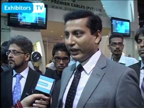 Honorable Faisal Ali Subzwari, Sindh Youth Minister emphasizes on investment in IT (Exhibitors TV)
