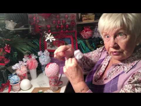 Уникальные новогодние шары из ненужных вещей