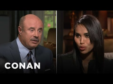 Dr. Phil's Interview With Donald Sterling's Assistant