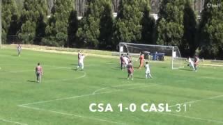Jaime Cardenas USSDA GK CSA U16 Academy vs CASL Highlights