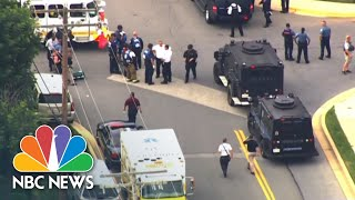 Annapolis Authorities: Five Dead, Shooting Suspect In Custody | NBC News