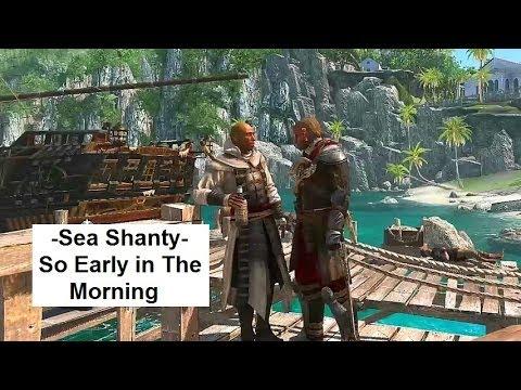 AC4 All SEA SHANTIES - YouTube