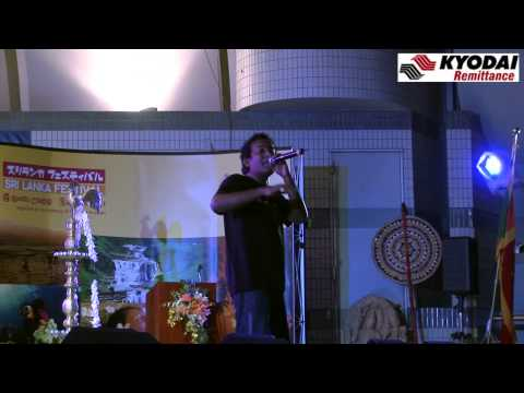 Kyodai  Bathiya And Santhush mix Karala Sri Lanka Japan Fest 2012 - Kyodai Tv- video