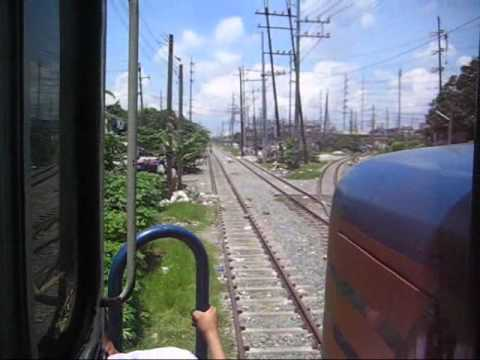 Part One - Locomotive ride from Tutuban to Caloocan Station.wmv