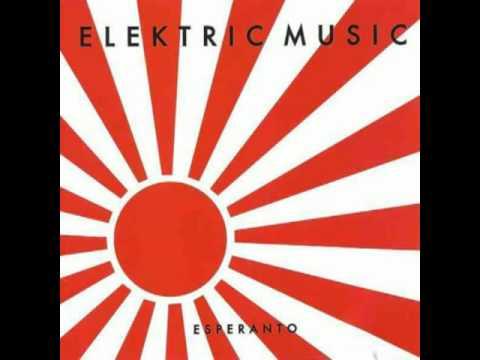 01 TV  Elektric Music Esperanto