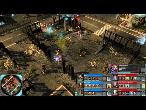 DoW2: Retribution — 3v3 | Faction War — Chaos [vs] Eldar | 3 | Elite Mod
