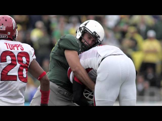 Rob Beard Oregon Place Kicker #93