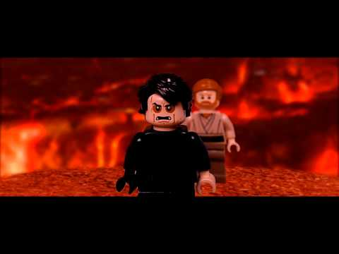 Lego Star Wars Spoof