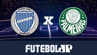 Godoy Cruz x Palmeiras Copa Libertadores 230719 AO VIVO