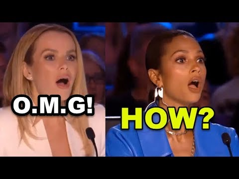 Top 7 *UNEXPECTED EVER ACTS* BRITAIN'S GOT TALENT AUDITIONS!