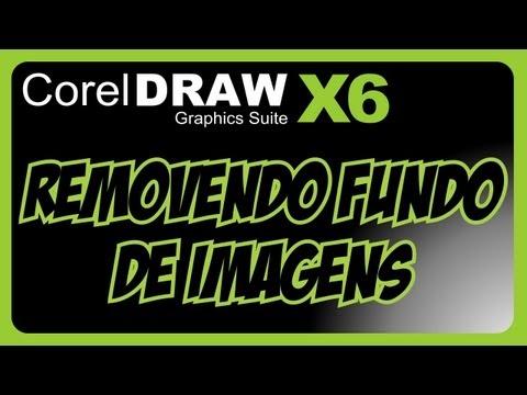 AULA 01 - Como Retirar Fundo de Imagens com o Corel DRAW - part1 (Vídeo Aula)