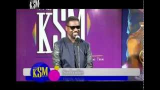 Sarkodie Live Performance on The KSM Show